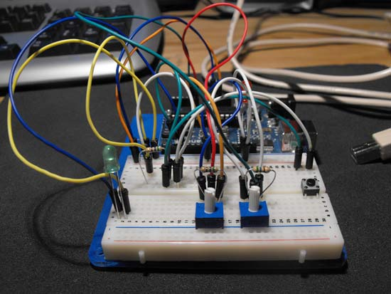Arduino with Flash