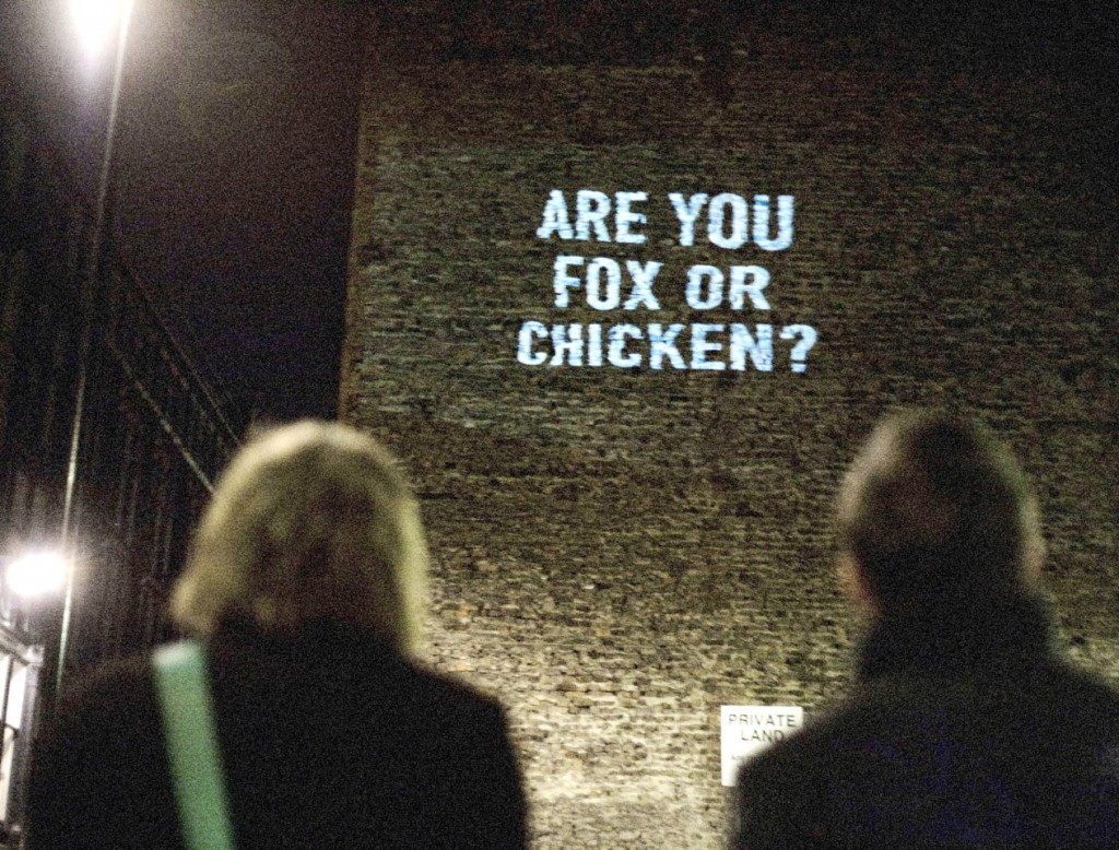 Are You Fox or Chicken?