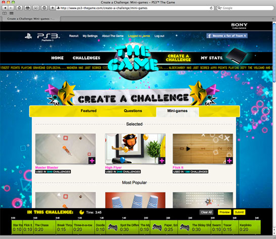 The Challenge Creator